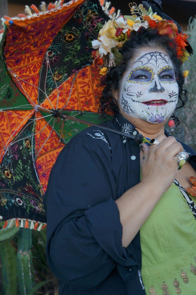 lupita silverbell all souls procession